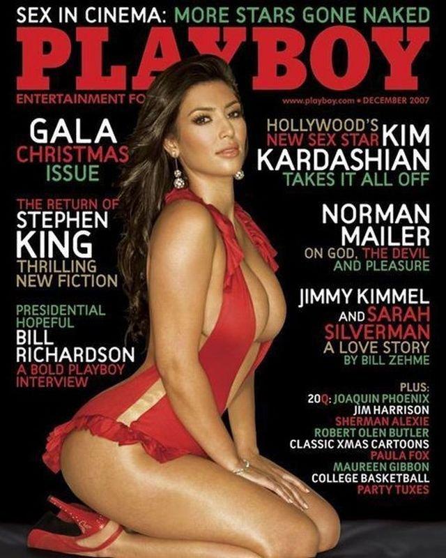 Kim Kardashian - najpoznatija guza Amerike (49 fotografija)
