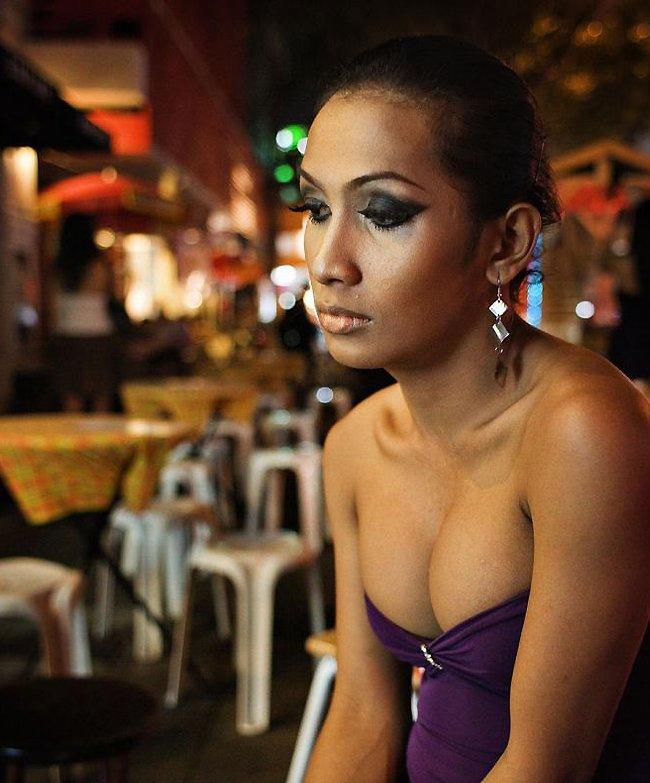 Трансы фото таиланд