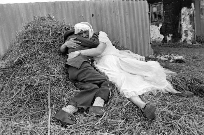 Деревенская свадьба 35 фото