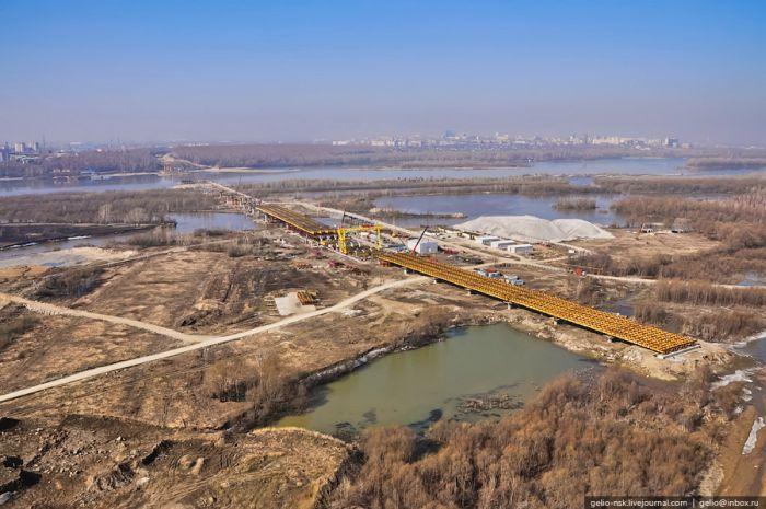 фото реки иня