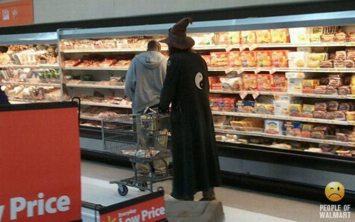 Смешные люди из супермаркетов (53 фото)