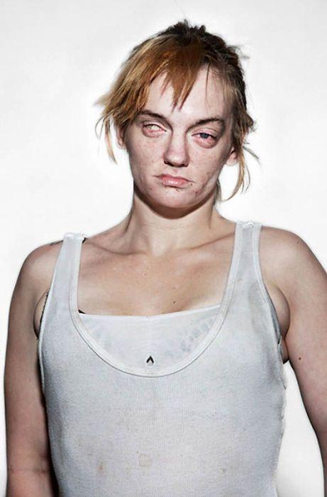 наркоманка проститутка видео
