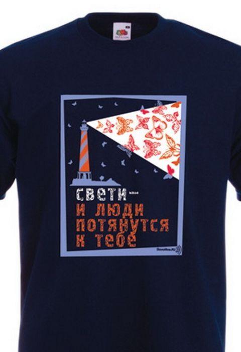 футболки со знаком фото