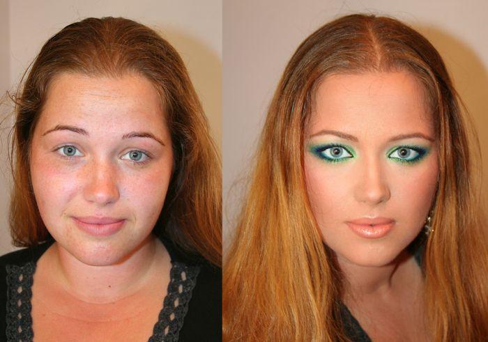приснилось что я делаю макияж поиск подбор