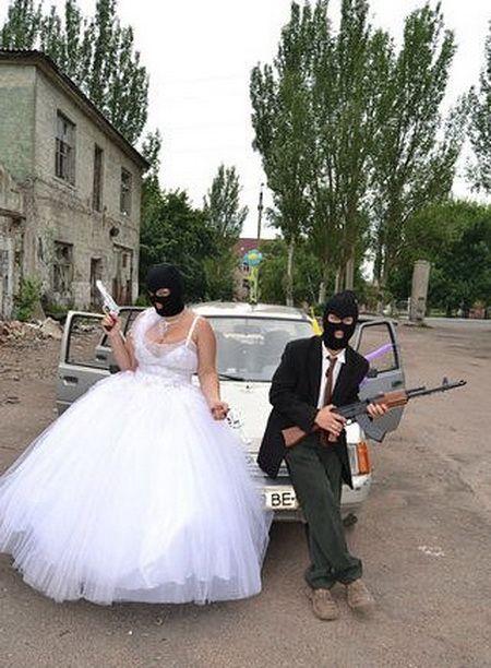 Смешные видео на свадьбе