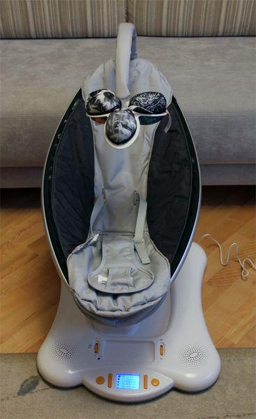Самоукачивалка для малыша (4 фото)