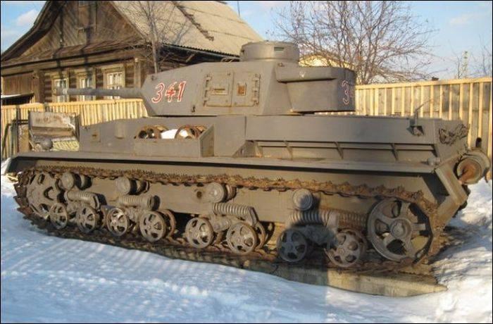 Картинка своими руками танков