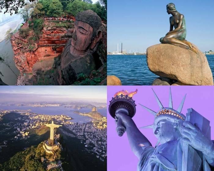 Статуи, которые обязательно нужно увидеть (19 фото)