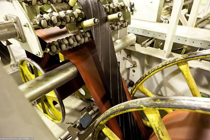 Как делают шины (38 фото+2 видео)