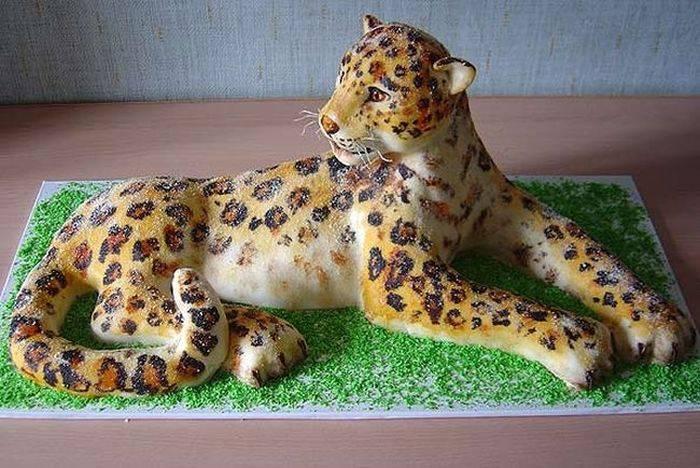 Торт животное своими руками 92