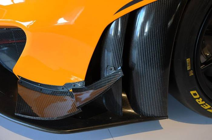McLaren 12C Can-Am Edition Racing Concept (21 фото)