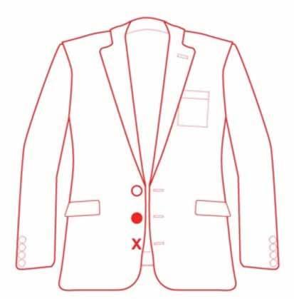 Как нарисовать пиджак поэтапно