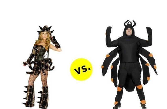 Чем отличаются мужские костюмы для ролевых игр от женских - photo#33