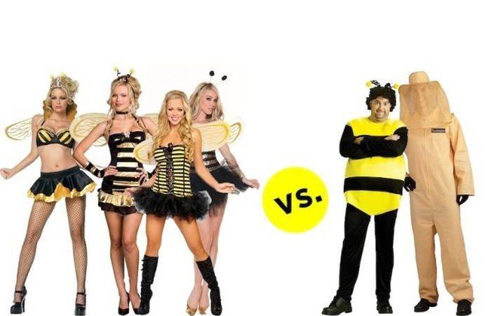 Чем отличаются мужские костюмы для ролевых игр от женских - photo#30