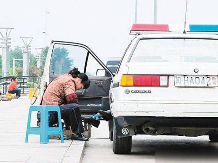 Što to zapravo znači biti policajac (82 fotografija)