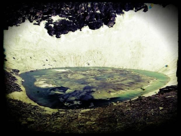 Удивительное озеро скелетов Роопкунд в Индии