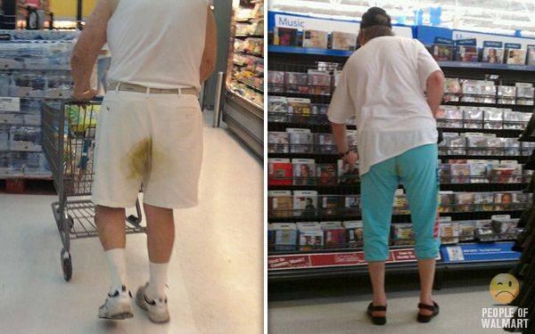 Людей из американских супермаркетов