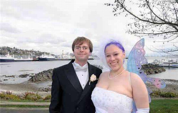 Smiješne fotografije sa vjenčanja (29 fotografija)