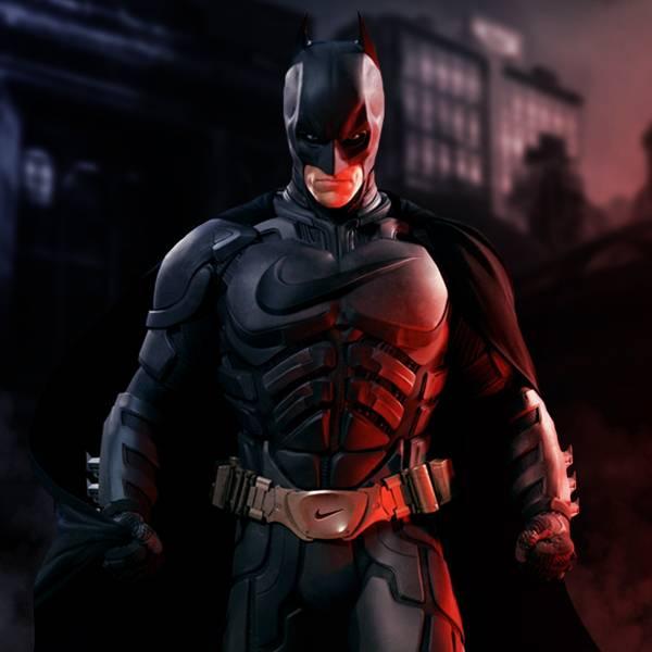 Superheroji pronašli sponzora (18 fotografija)