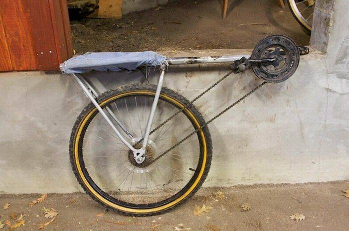 Najčudniji bicikli (30 fotografija)