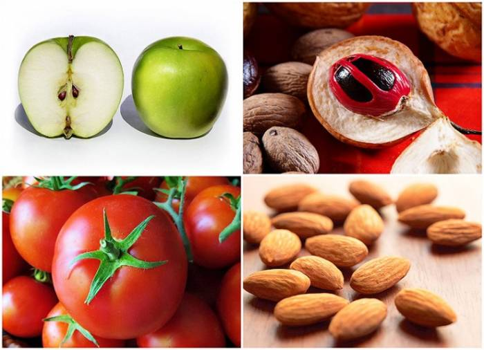 Ядовитые фрукты и овощи, которые мы едим каждый день
