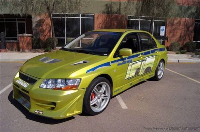 NFS World vinyl - Mitsubishi Lancer Evo VIII (Fast and the Furious ... | 463x700