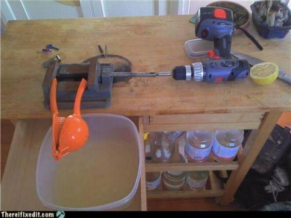 Изобретения самоделки для дома своими руками