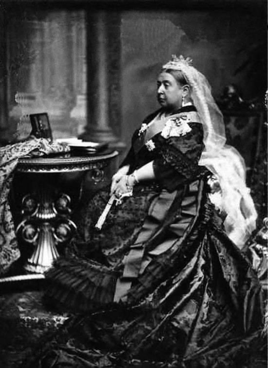 условия королева виктория в старости Книги