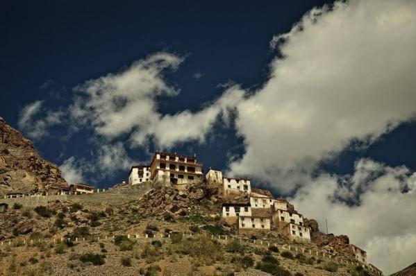 Суровая красота Северной Индии. Долина Спити (10 фото)