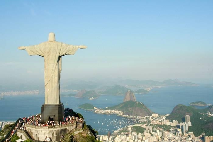 Достопримечательности Рио-де-Жанейро (11 фото)