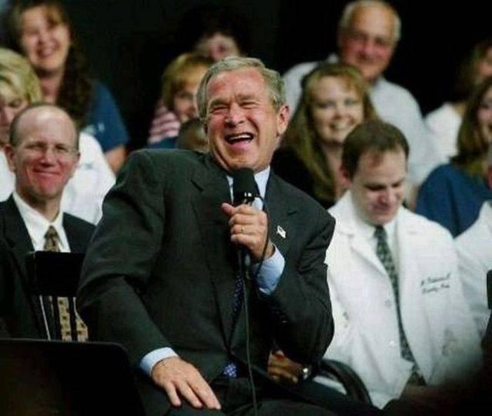 Очень смешные фото политиков