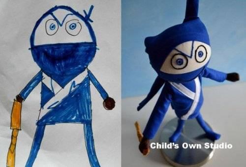 Детские мягкие игрушки сшить