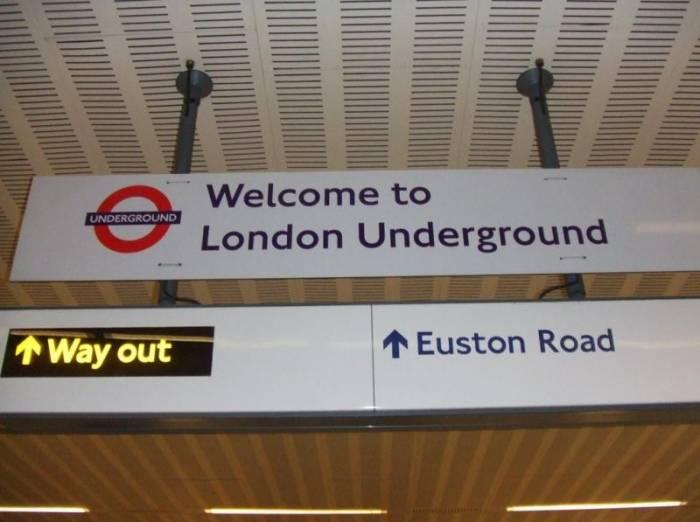 Старейшая подземка мира — Лондонское метро (17 фото)