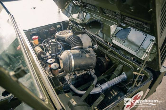 Луаз 967 замена двигателя
