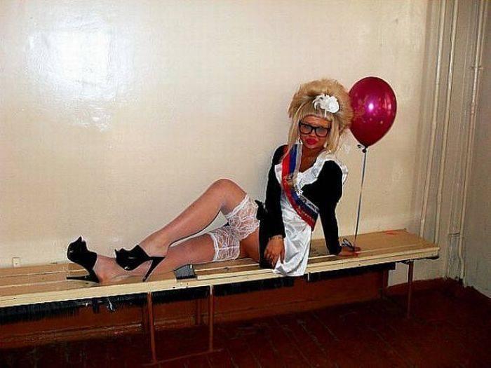 Kraljica glamura (49 fotografija)