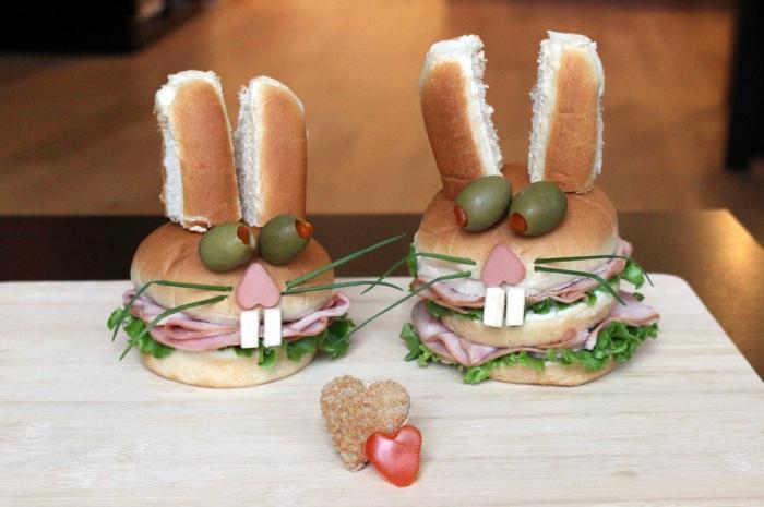 Как сделать самой бутерброды 683
