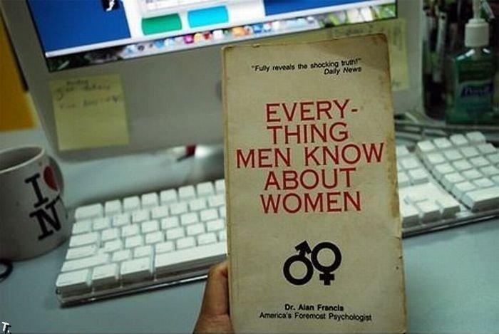 Sve što muškarci znaju o ženama (2 fotografije)