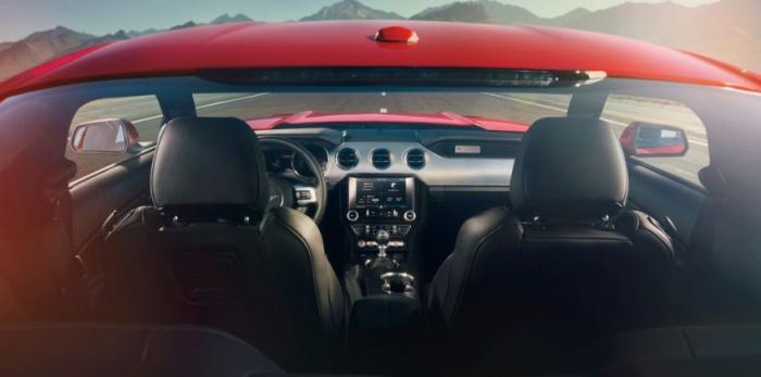 Новые фото Ford Mustang VI generation