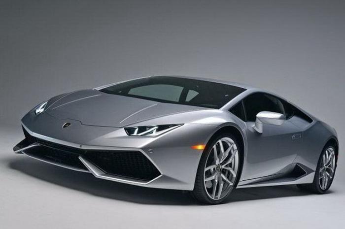 Модель Lamborghini Gallardo, разошед…