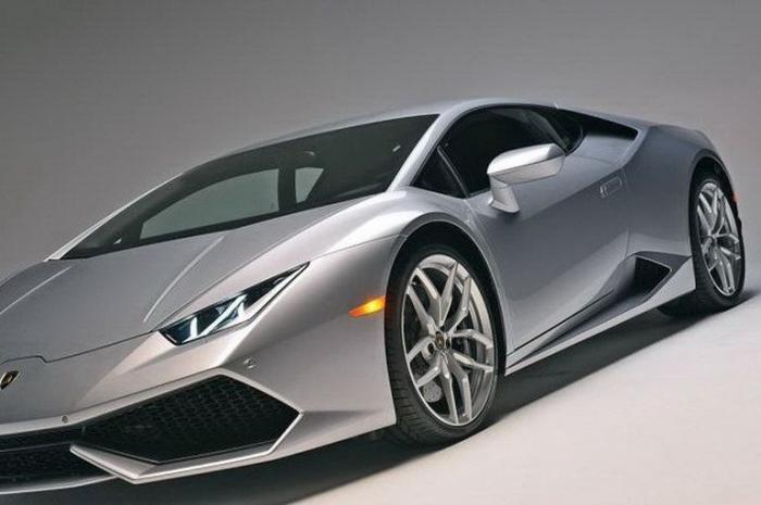 »УРАГАН» от Lamborghini (27 фо…