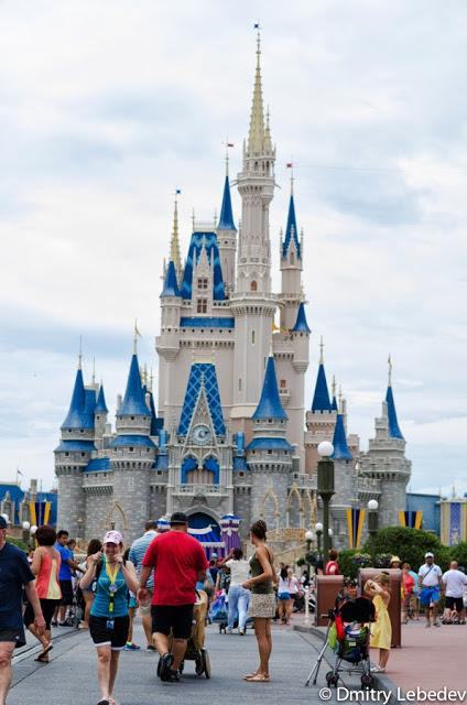 Путешествие в Walt Disney World Magic Kingdom (56 фото)