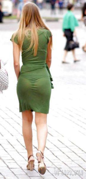 фото девушек в прозрачных юбках