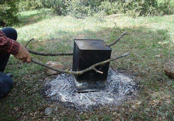 Ispecite piletinu bez pećnice (15 fotografija)