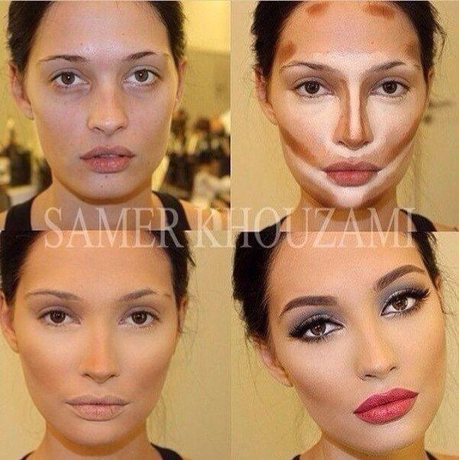 Что нужно для хорошего макияжа