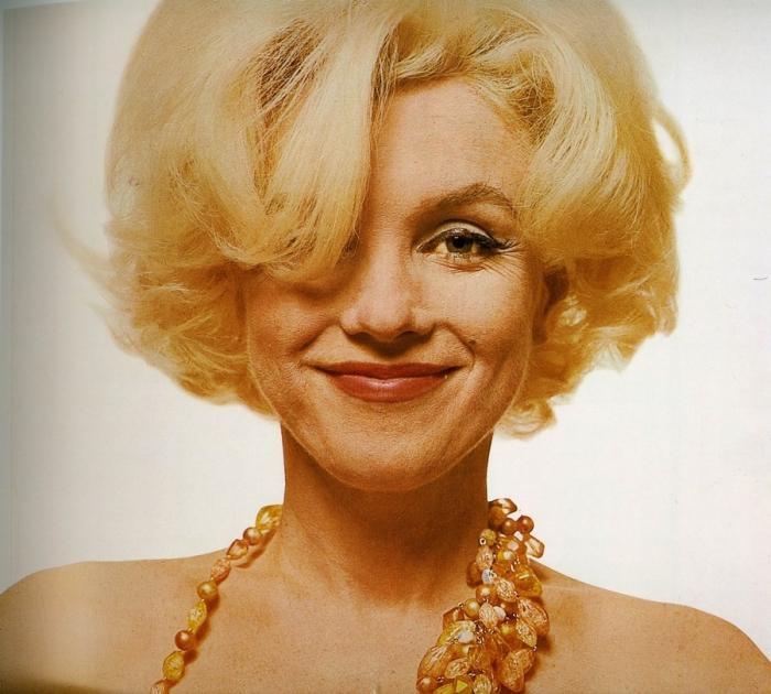 Posljednje fotografije Marilyn Monroe (32 fotografije)