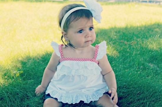 Дети начинают отличать хорошее от плохого в возрасте полутора лет
