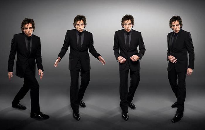 Isti akteri, ista uloga, druga odijela (15 fotografija)