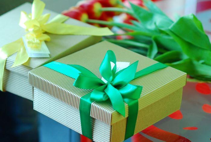 Готовим подарки к 8 марта