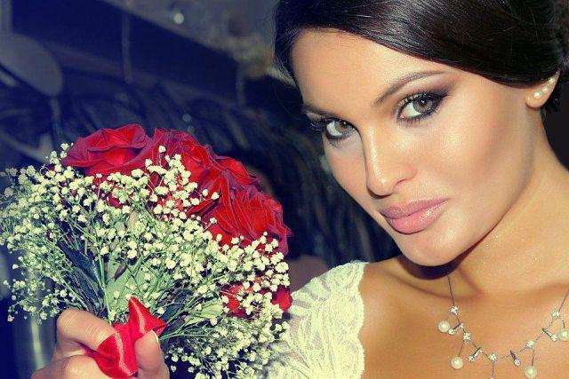 Невесты грузинки (49 фото)