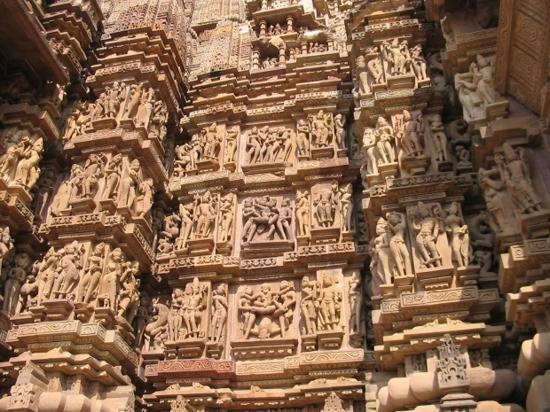 Сексуальный храм индия